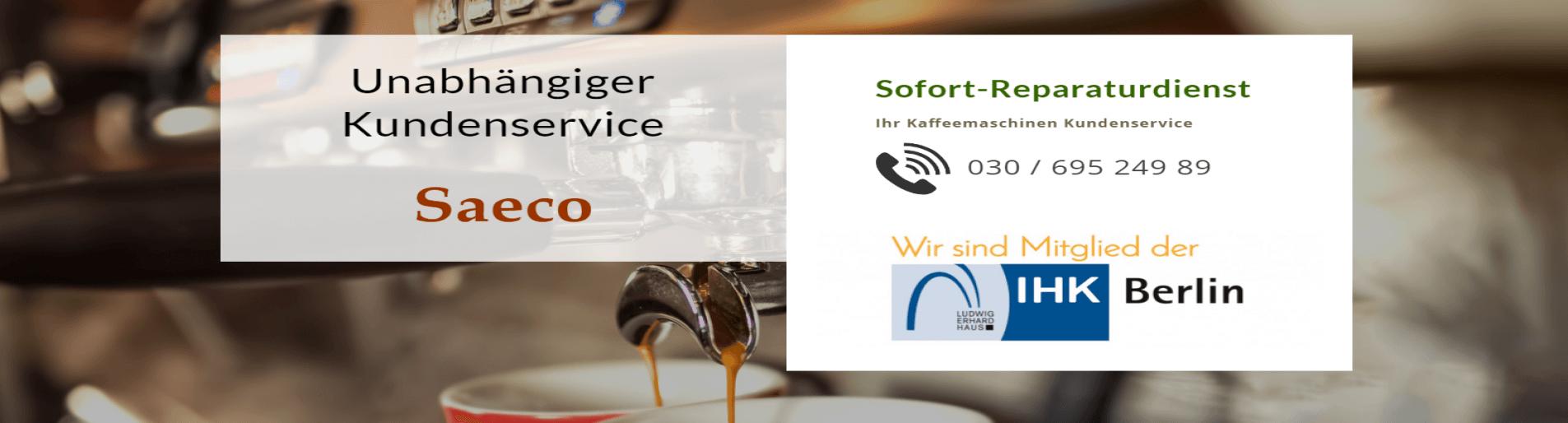 Saeco Kaffeemaschinen Reparatur