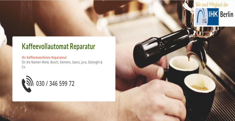 Sofort-Reparaturdienst / 030 / 346 599 72
